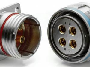 СКЦ102, СНЦ160 и аналоги ВЧ соединители и контакт-вставки Amphenol