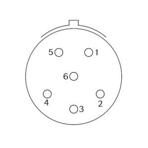 D38999/20FA35PA Соединитель Приборный